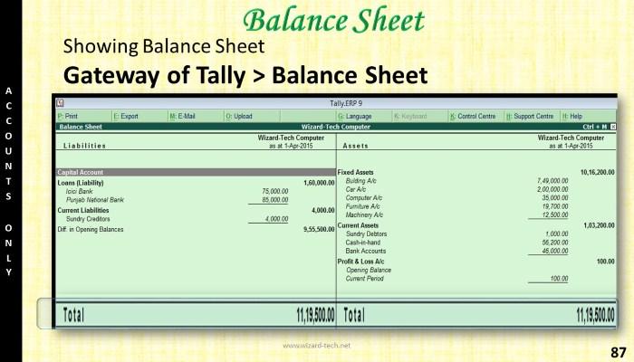 tally (87)