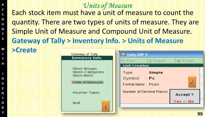 tally (99)